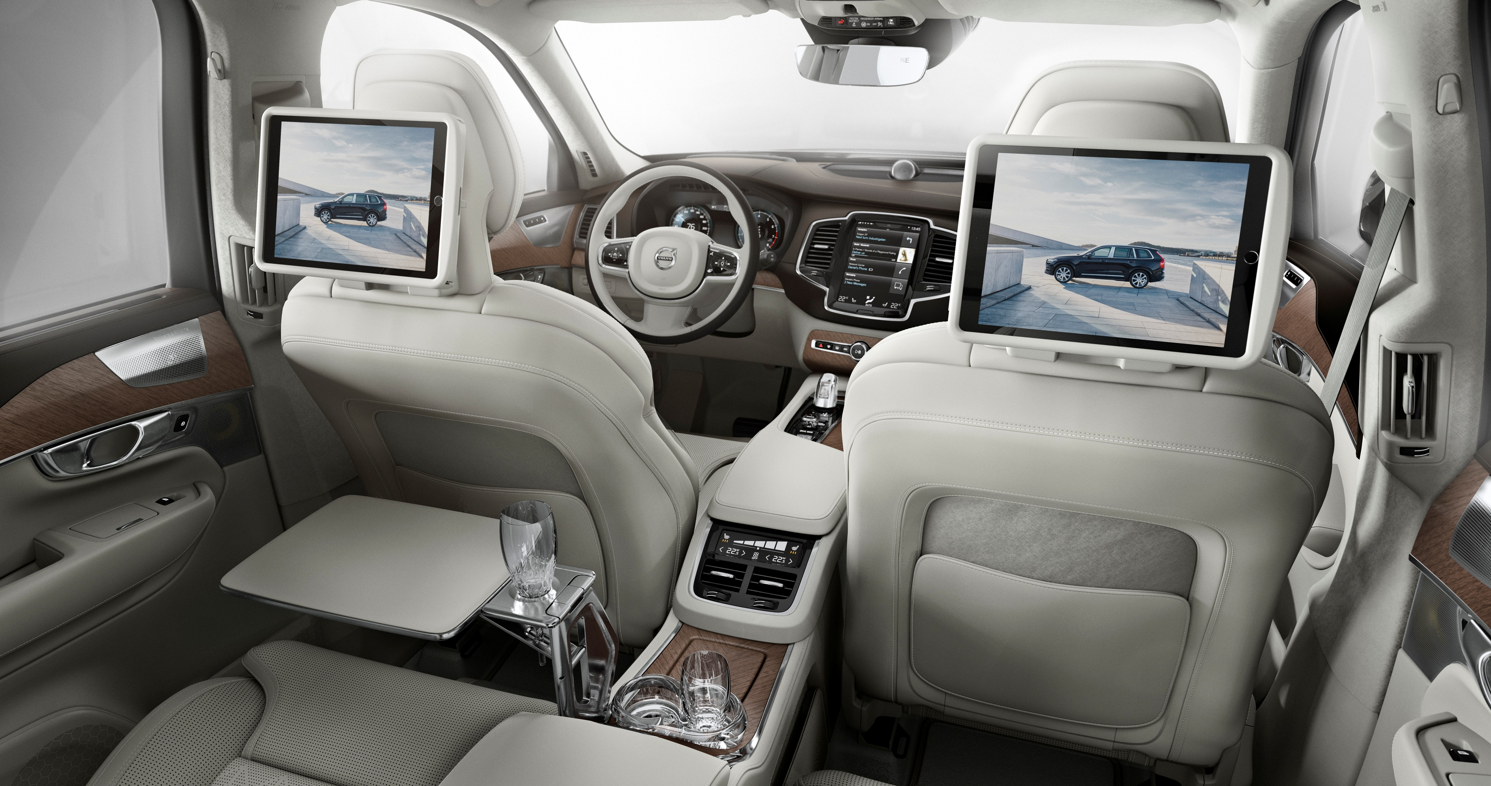 Volvo XC90 Excellence – luxurious 4-seat SUV debuts Image ...