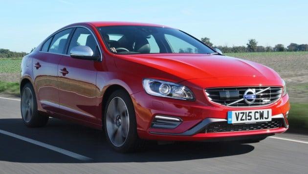 Engine / spec upgrades across the range for MY16 Volvo models