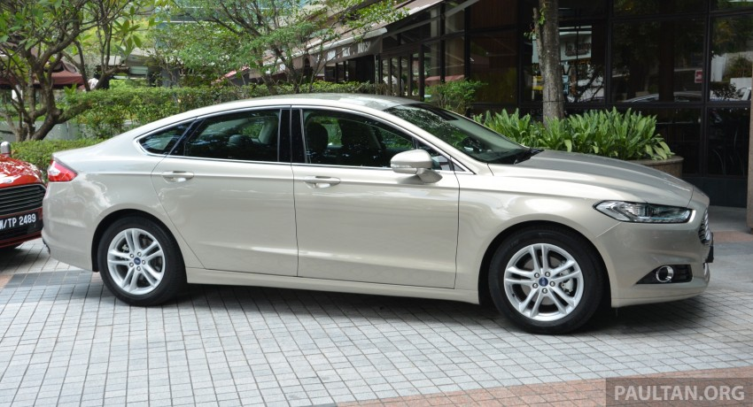 GALLERY: 2015 Ford Mondeo – first drive impressions Image #323493