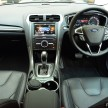 2015 Ford Mondeo MY preview 10