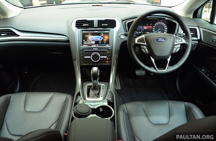 GALLERY: 2015 Ford Mondeo – first drive impressions Image #323502