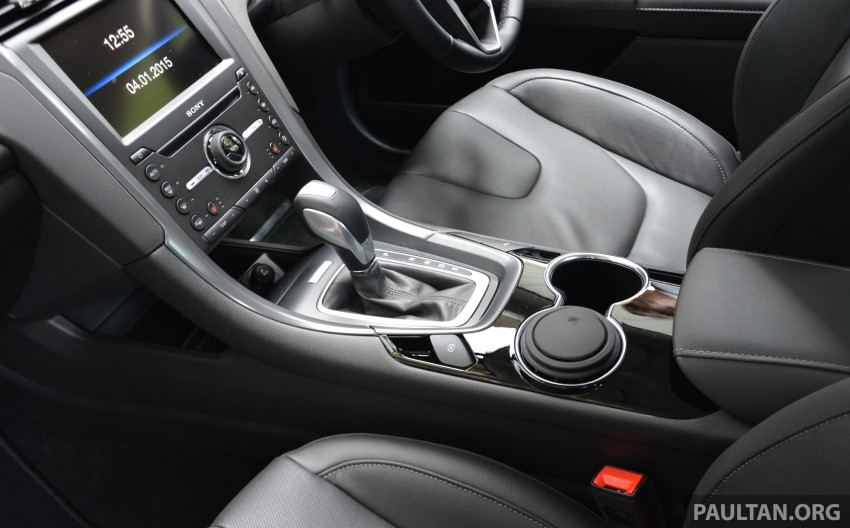 GALLERY: 2015 Ford Mondeo – first drive impressions Image #323503