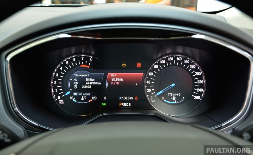 GALLERY: 2015 Ford Mondeo – first drive impressions Image #323504