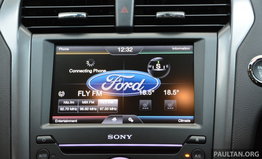 GALLERY: 2015 Ford Mondeo – first drive impressions Image #323505