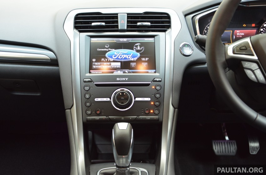 GALLERY: 2015 Ford Mondeo – first drive impressions Image #323507