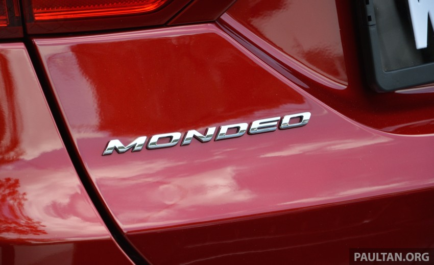 GALLERY: 2015 Ford Mondeo – first drive impressions Image #323508
