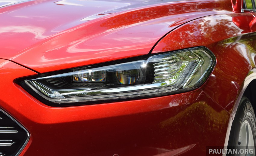GALLERY: 2015 Ford Mondeo – first drive impressions Image #323509