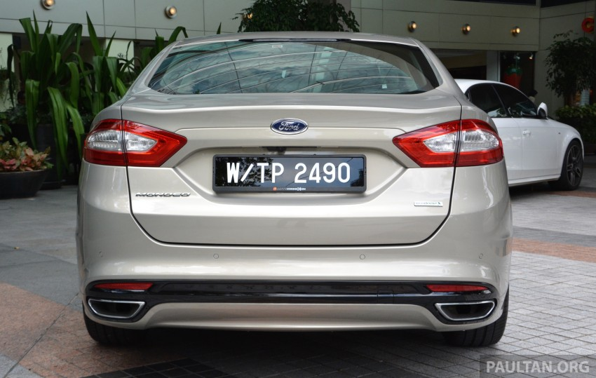 GALLERY: 2015 Ford Mondeo – first drive impressions Image #323512