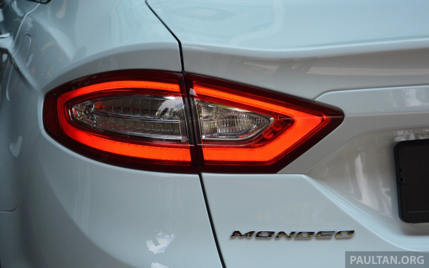 GALLERY: 2015 Ford Mondeo – first drive impressions Image #323513
