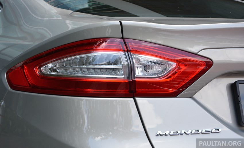 GALLERY: 2015 Ford Mondeo – first drive impressions Image #323516