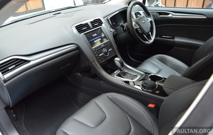 GALLERY: 2015 Ford Mondeo – first drive impressions Image #323519