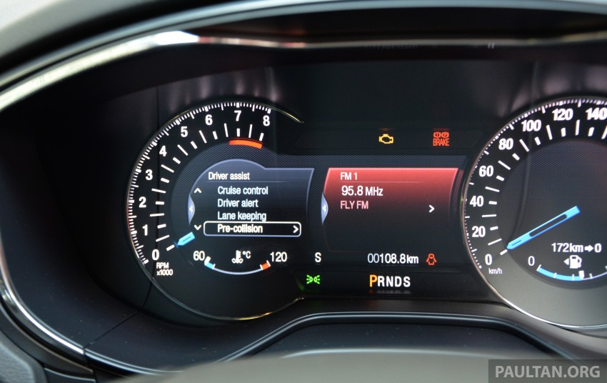 GALLERY: 2015 Ford Mondeo – first drive impressions Image #323520