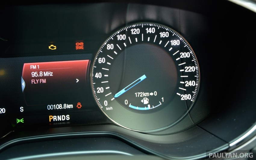 GALLERY: 2015 Ford Mondeo – first drive impressions Image #323521