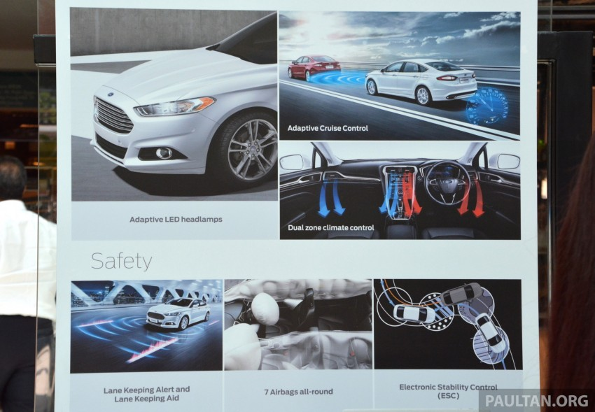 GALLERY: 2015 Ford Mondeo – first drive impressions Image #323534