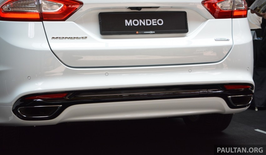 GALLERY: 2015 Ford Mondeo – first drive impressions Image #323540