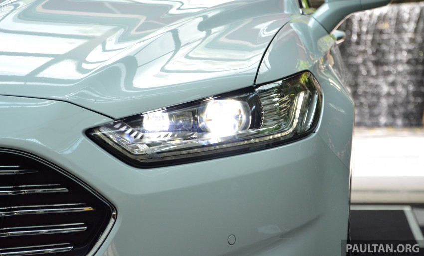 GALLERY: 2015 Ford Mondeo – first drive impressions Image #323541