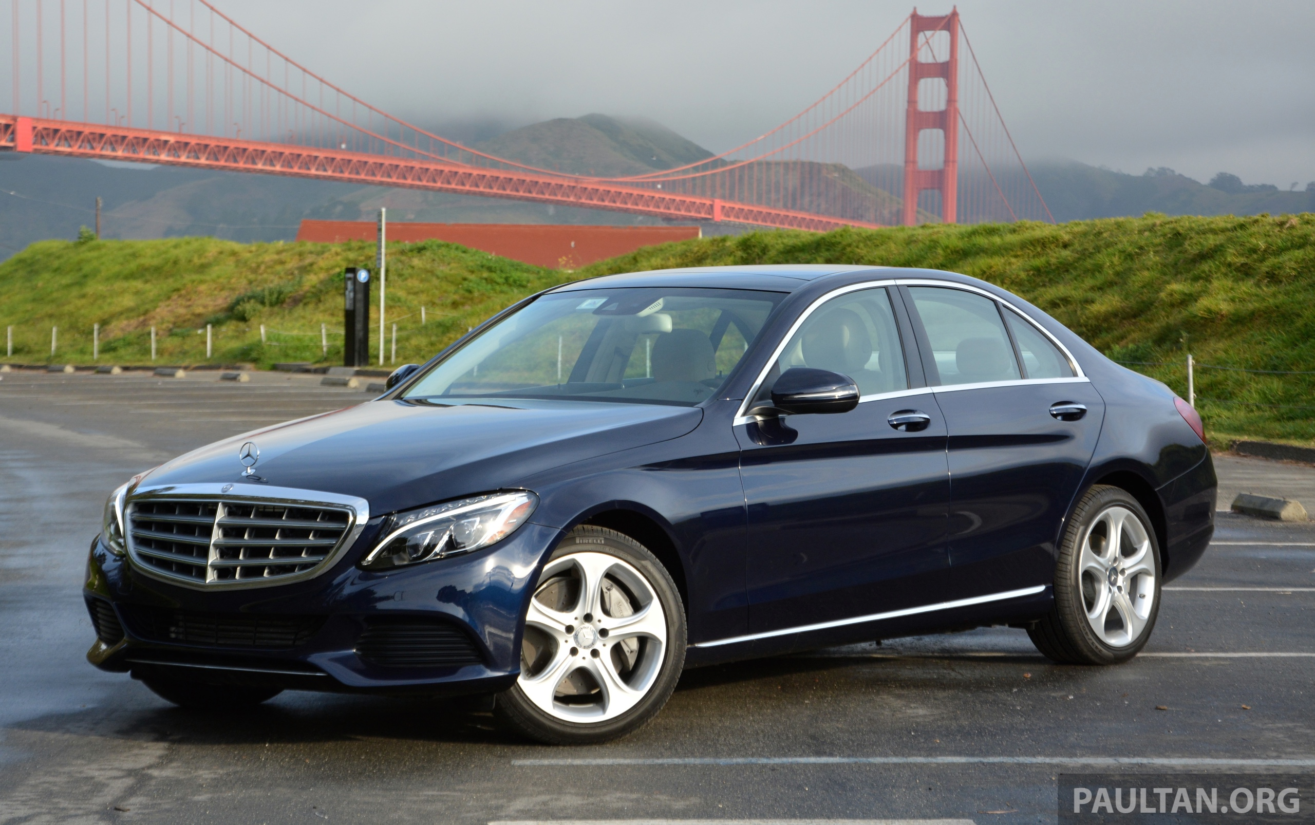 driven mercedes benz c 350 e plug in hybrid in sf image. Black Bedroom Furniture Sets. Home Design Ideas