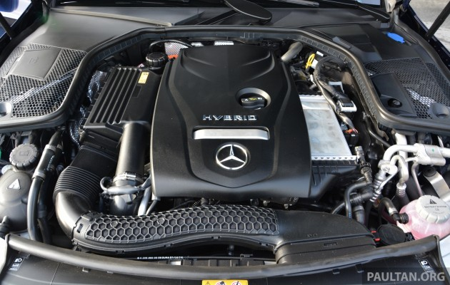 2015 Mercedes-Benz C 350 e SF 20