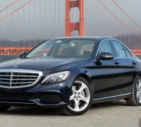 2015 Mercedes-Benz C 350 e SF 3