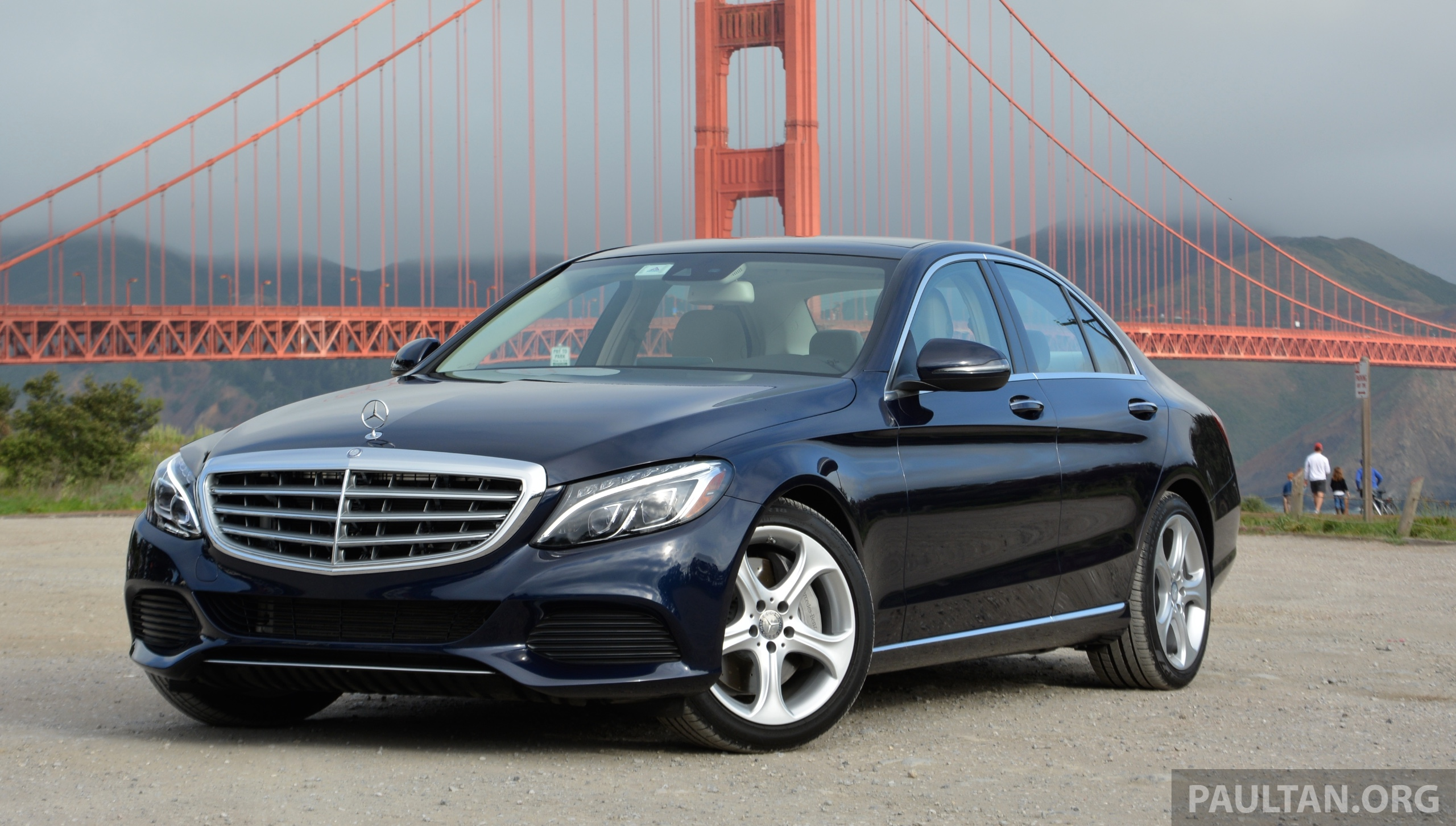 driven mercedes benz c 350 e plug in hybrid in sf. Black Bedroom Furniture Sets. Home Design Ideas