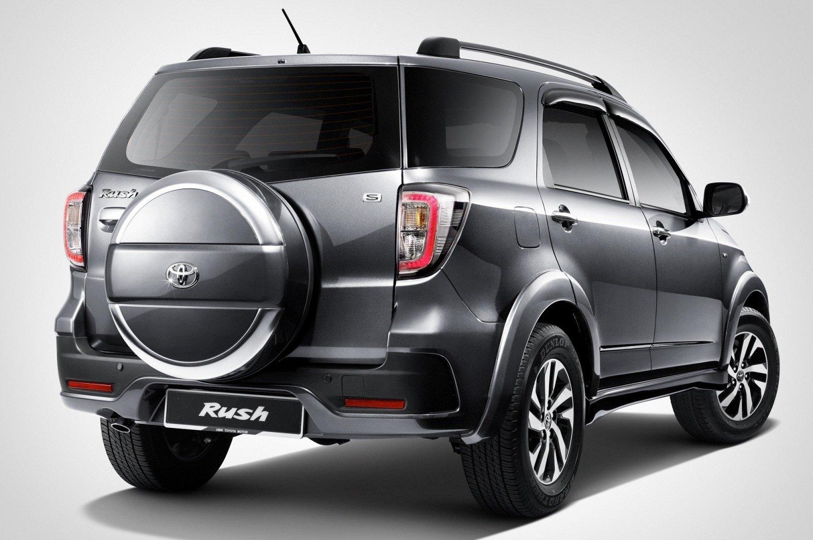 Daihatsu Terios 2017 >> 2015 Toyota Rush facelift introduced in Malaysia Paul Tan - Image 332374