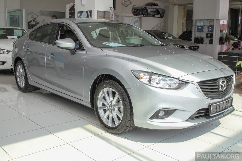 GALLERY: 2015 Mazda 6 2.0 and 2.5 now in Malaysia Image #330479
