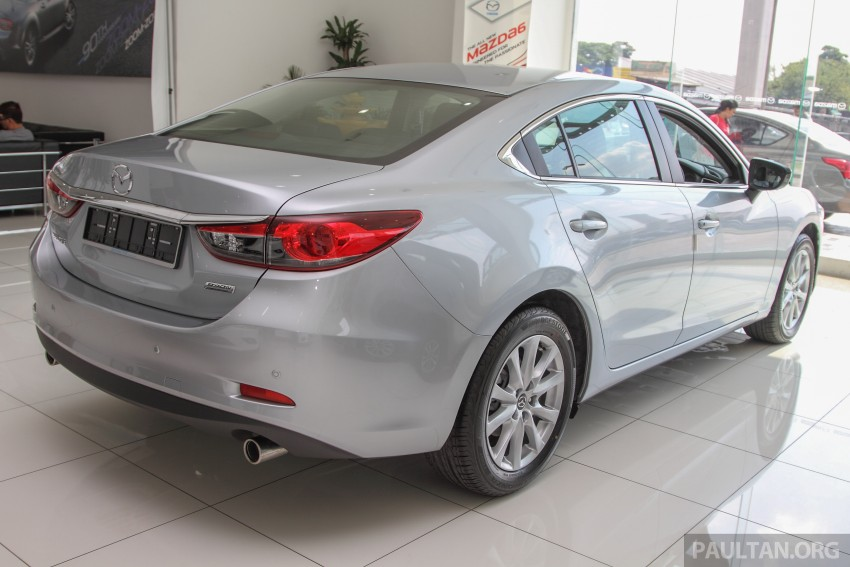 GALLERY: 2015 Mazda 6 2.0 and 2.5 now in Malaysia Image #330481