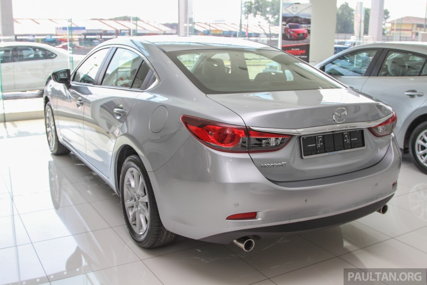 GALLERY: 2015 Mazda 6 2.0 and 2.5 now in Malaysia Image #330482