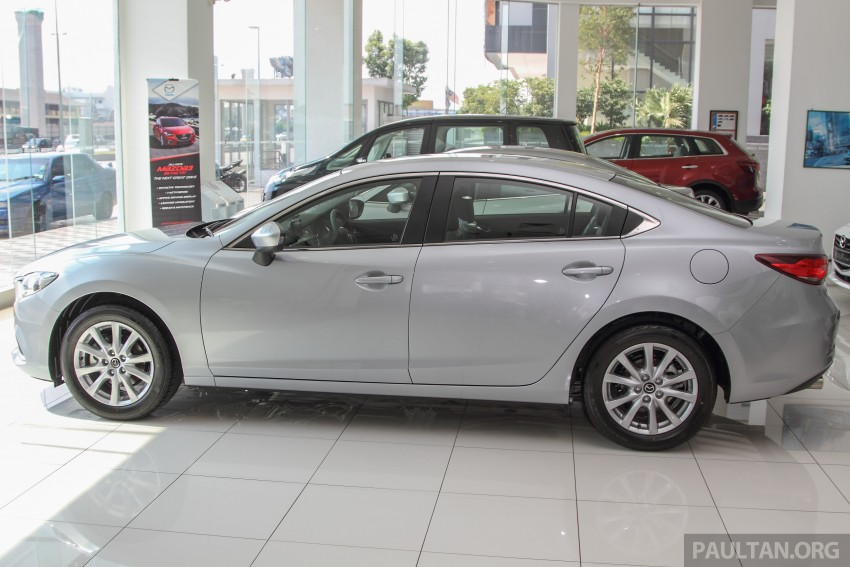 GALLERY: 2015 Mazda 6 2.0 and 2.5 now in Malaysia Image #330483