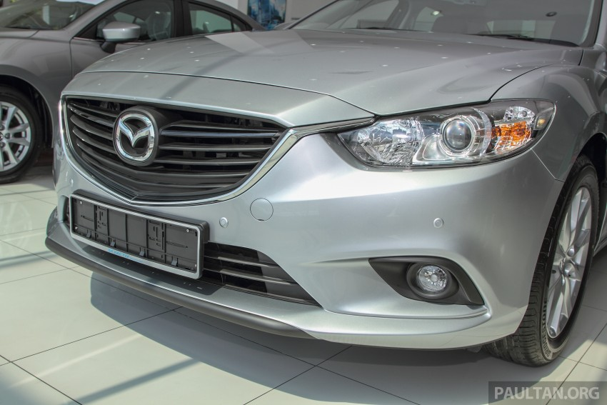 GALLERY: 2015 Mazda 6 2.0 and 2.5 now in Malaysia Image #330484