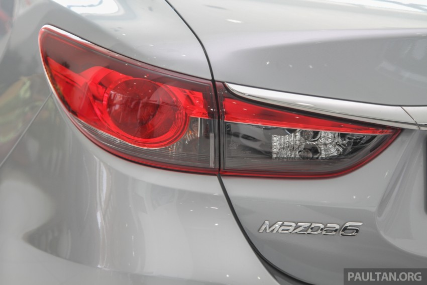 GALLERY: 2015 Mazda 6 2.0 and 2.5 now in Malaysia Image #330491
