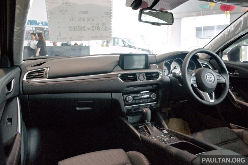 GALLERY: 2015 Mazda 6 2.0 and 2.5 now in Malaysia Image #330500