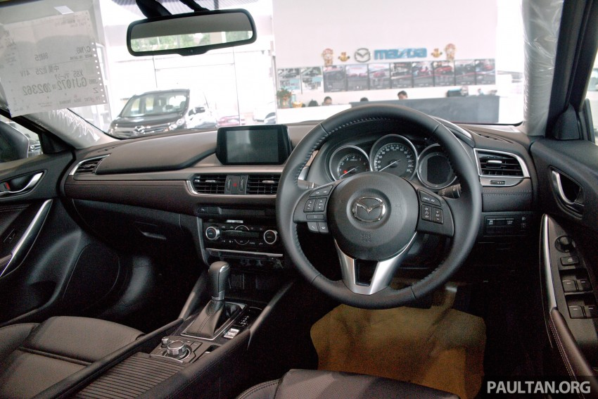 GALLERY: 2015 Mazda 6 2.0 and 2.5 now in Malaysia Image #330502