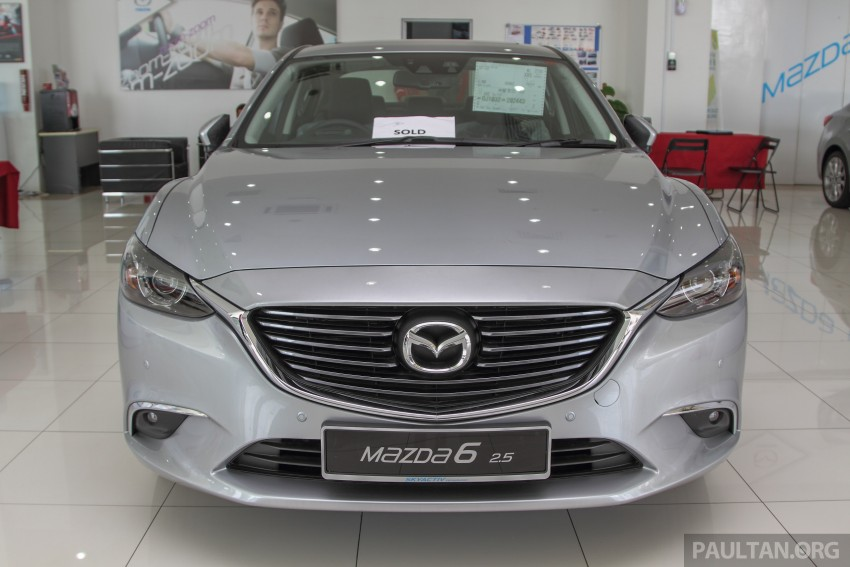 GALLERY: 2015 Mazda 6 2.0 and 2.5 now in Malaysia Image #330418