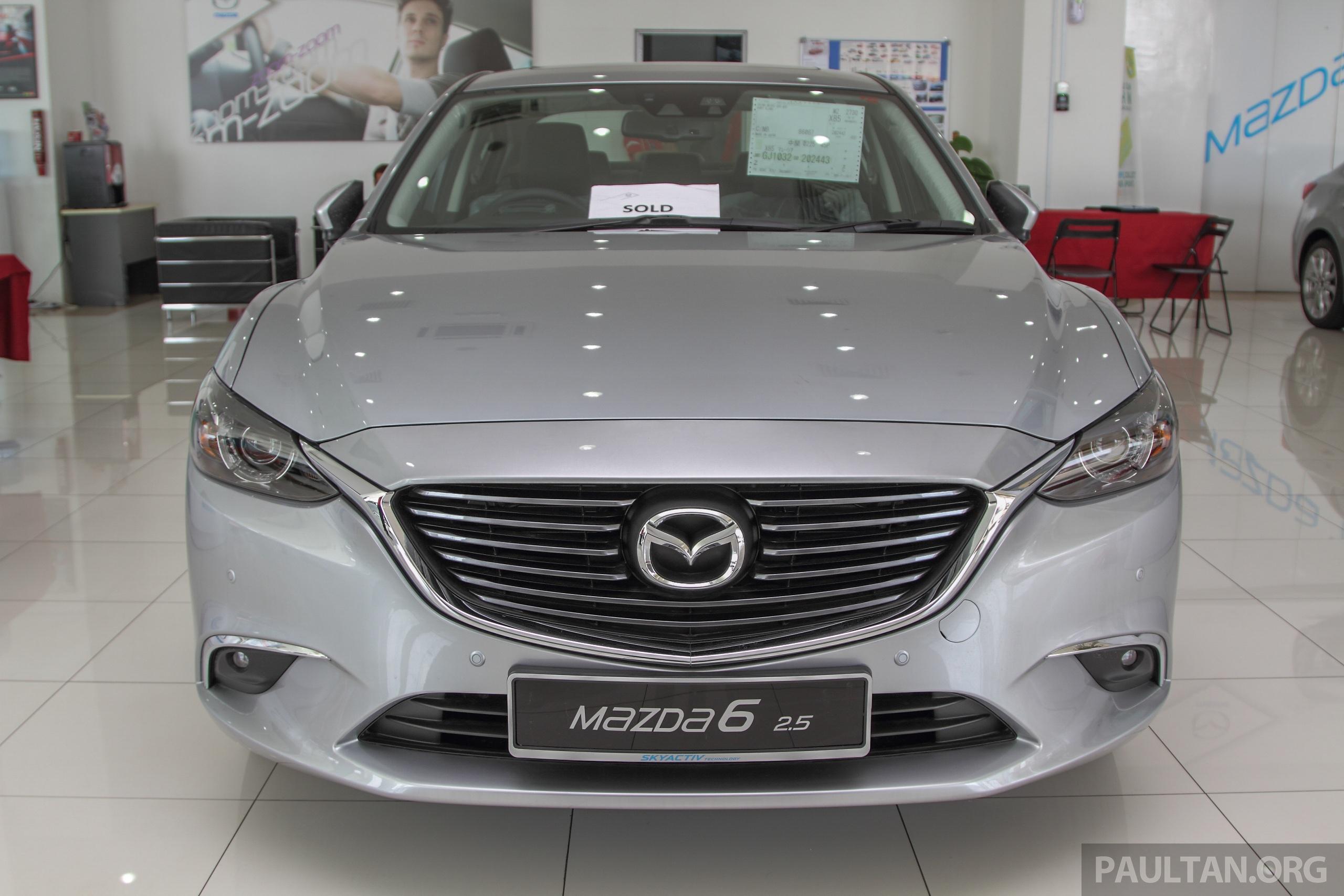 2015 Mazda 6 Ckd Autos Post