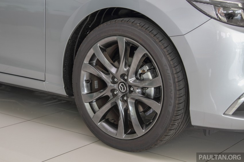 GALLERY: 2015 Mazda 6 2.0 and 2.5 now in Malaysia Image #330421