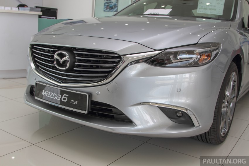GALLERY: 2015 Mazda 6 2.0 and 2.5 now in Malaysia Image #330422
