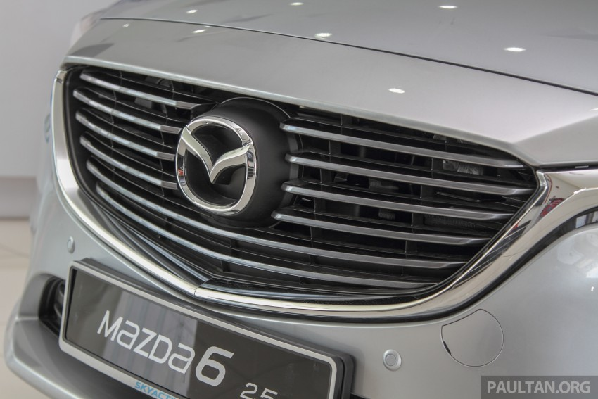 GALLERY: 2015 Mazda 6 2.0 and 2.5 now in Malaysia Image #330424