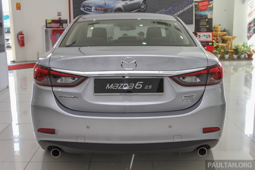 GALLERY: 2015 Mazda 6 2.0 and 2.5 now in Malaysia Image #330426