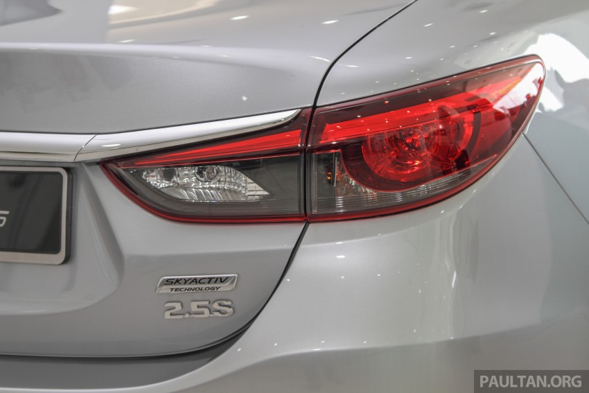GALLERY: 2015 Mazda 6 2.0 and 2.5 now in Malaysia Image #330431