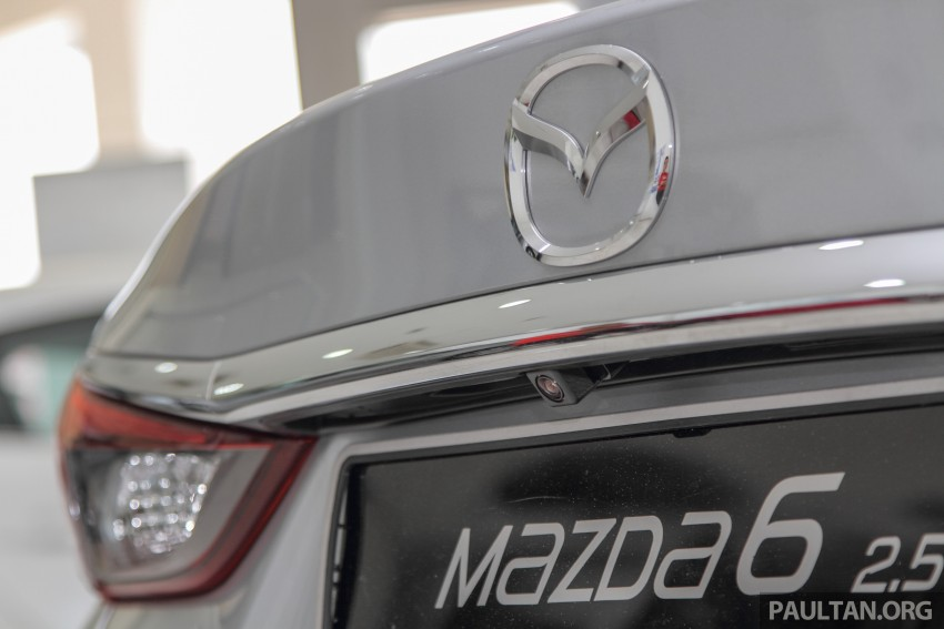GALLERY: 2015 Mazda 6 2.0 and 2.5 now in Malaysia Image #330433