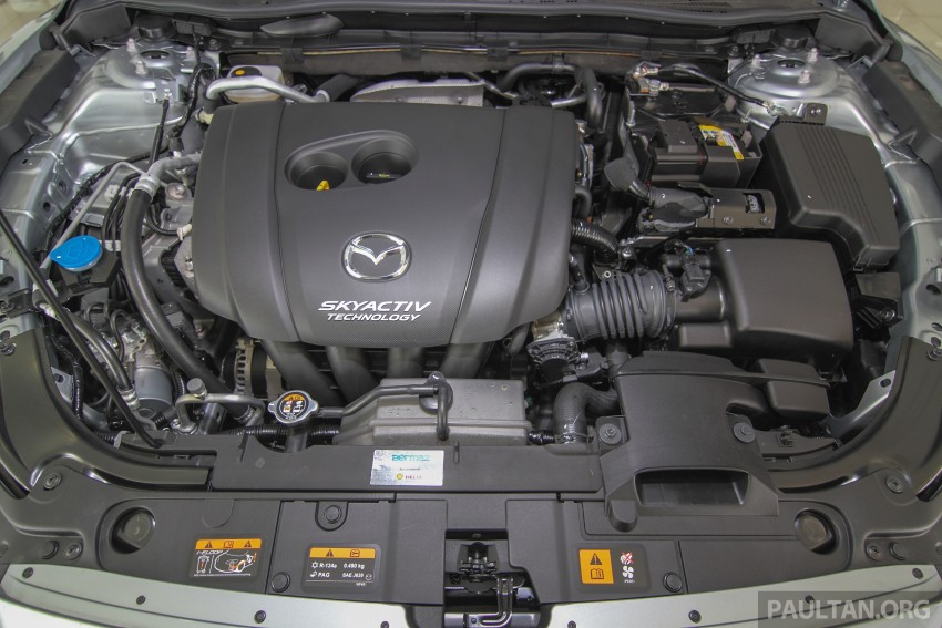 GALLERY: 2015 Mazda 6 2.0 and 2.5 now in Malaysia Image #330439