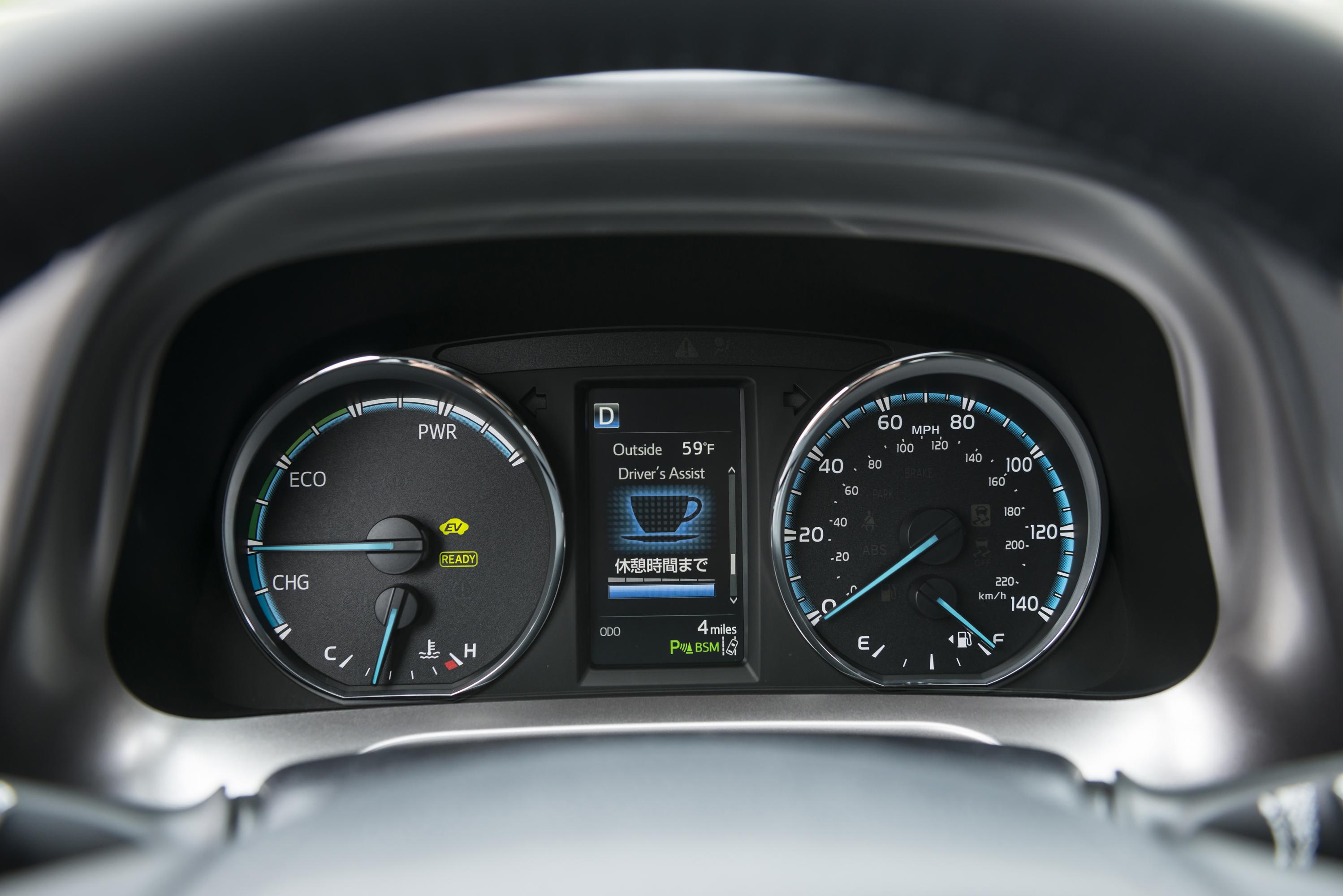 2016 Toyota Rav4 Hybrid Facelift Make Ny Debut Paul Tan