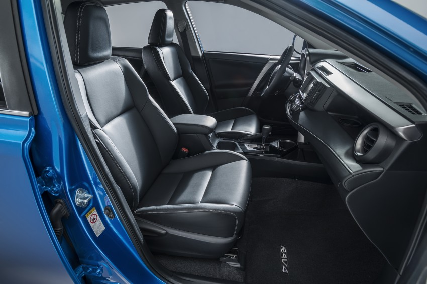 2016 Toyota RAV4 Hybrid, facelift make NY debut Image #325052
