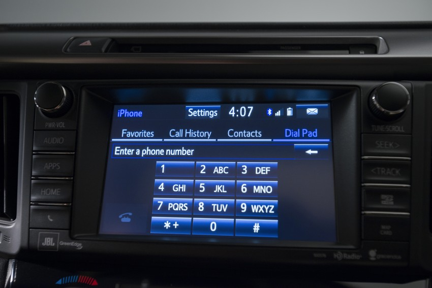 2016 Toyota RAV4 Hybrid, facelift make NY debut Image #325067