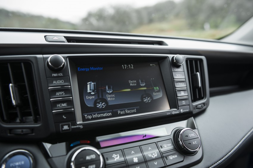 2016 Toyota RAV4 Hybrid, facelift make NY debut Image #325071