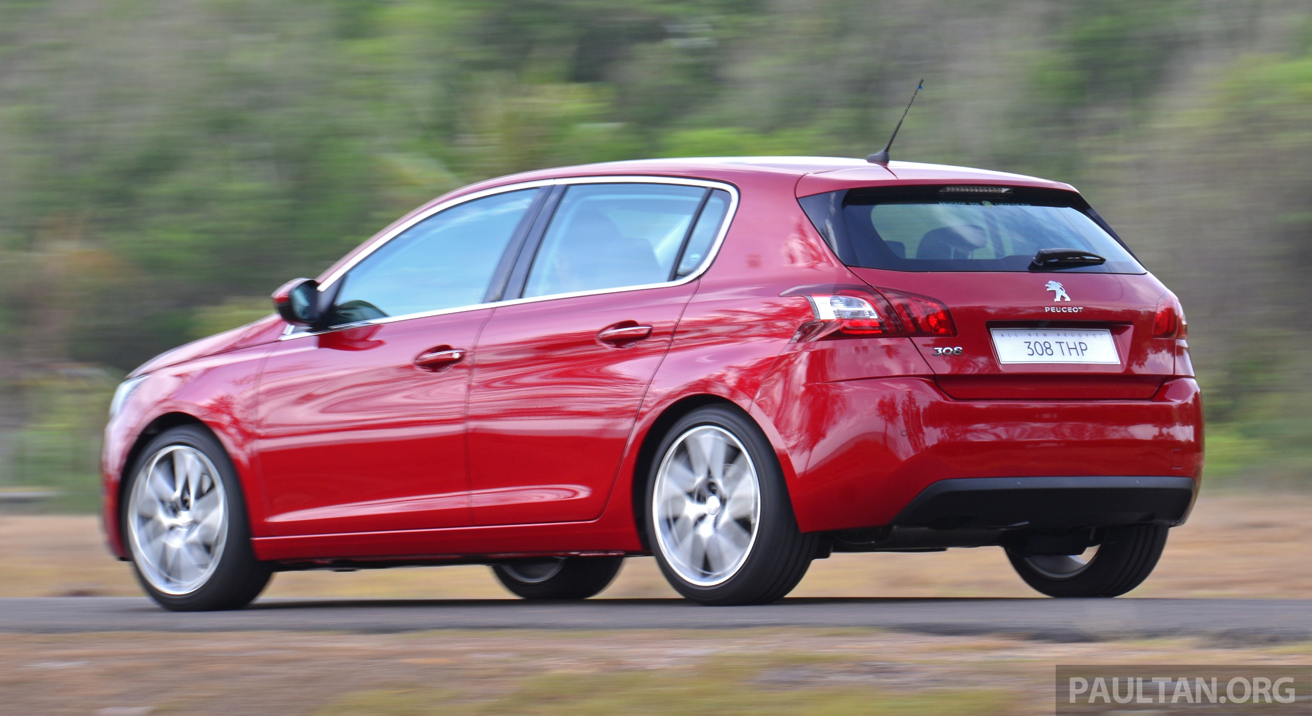 Driven  2015 Peugeot 308 Thp 150 Tested In Malaysia 2015