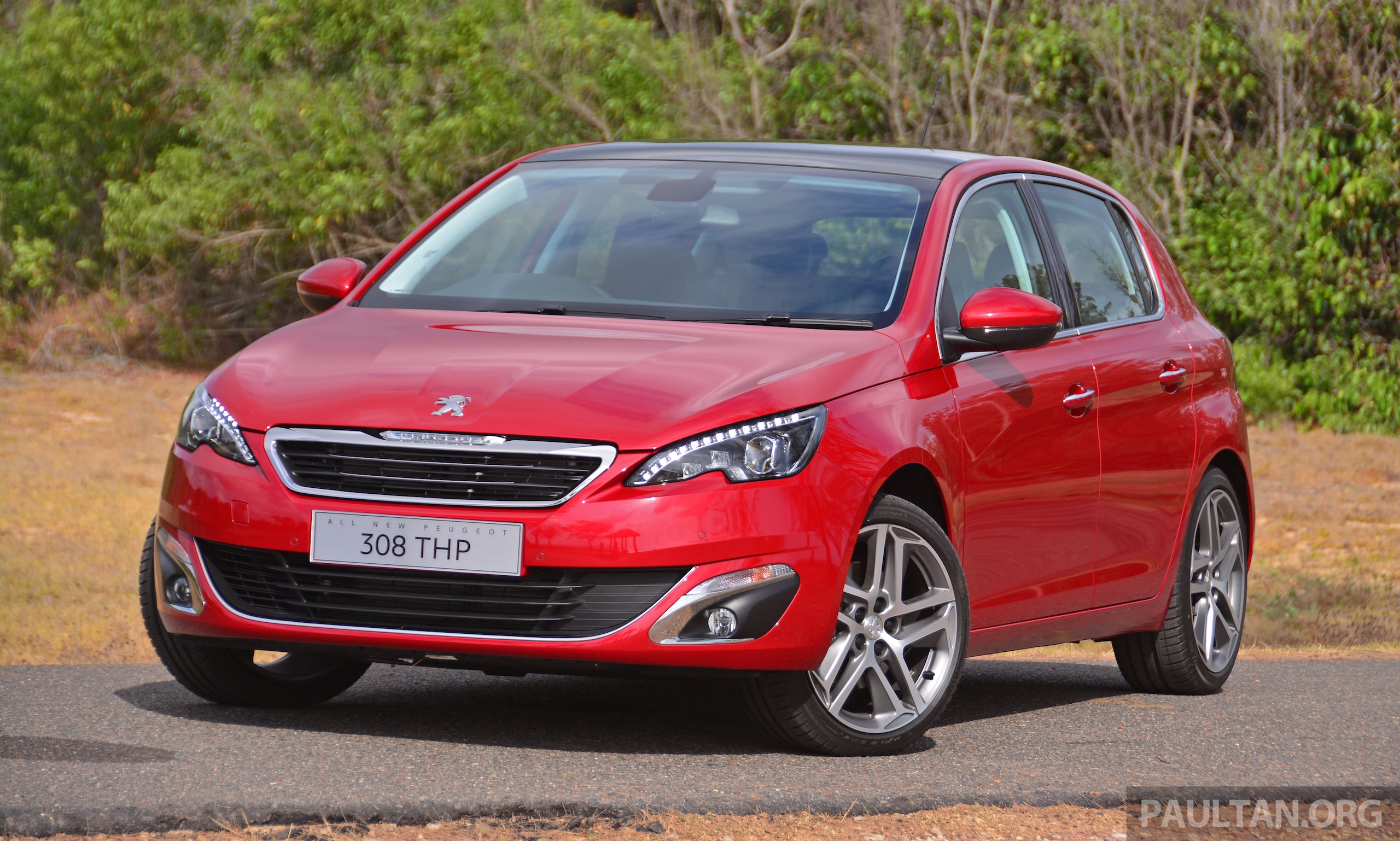 driven 2015 peugeot 308 thp 150 review in malaysia