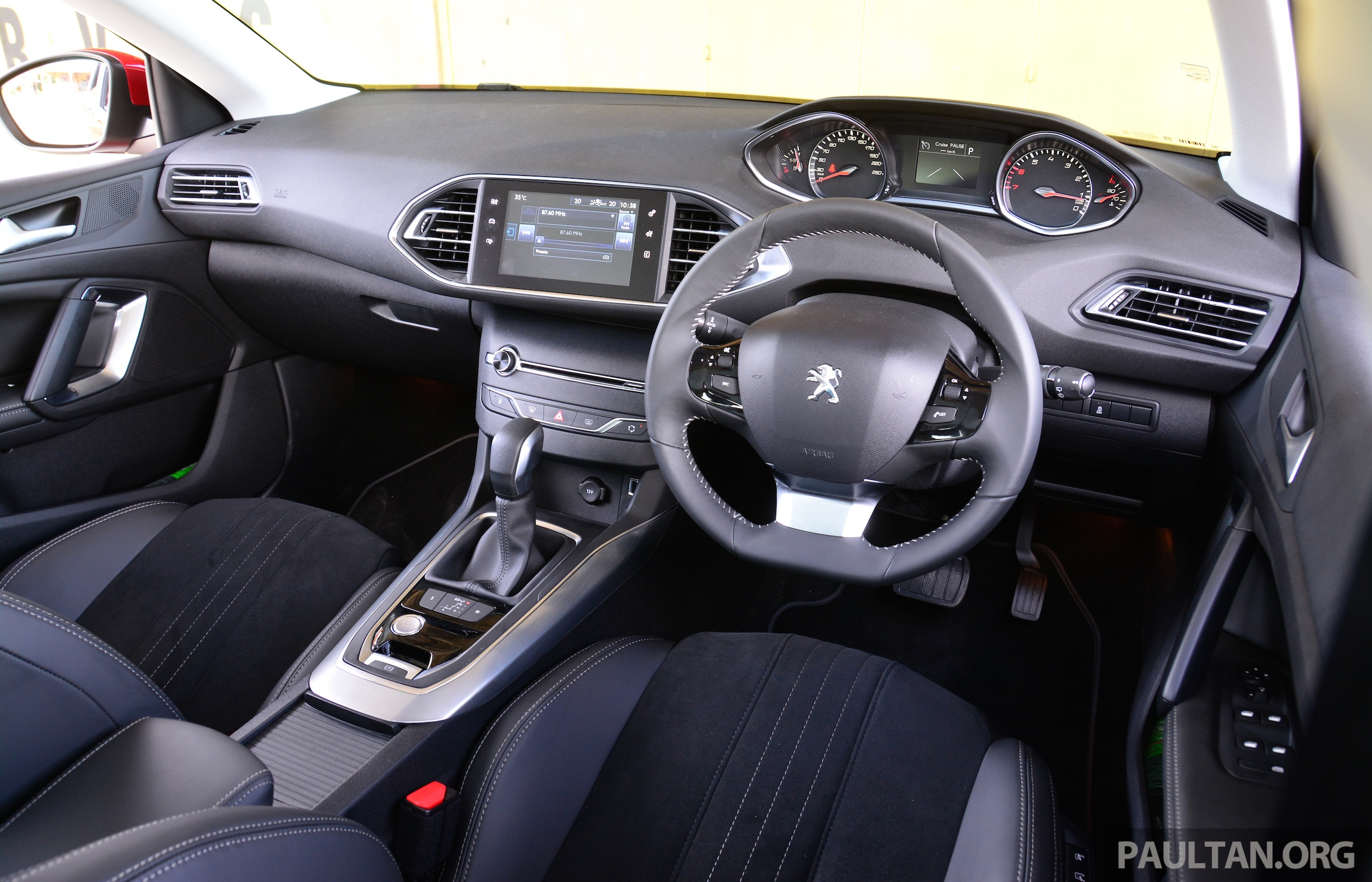 Driven 2015 Peugeot 308 Thp 150 Tested In Malaysia Paul Tan Image
