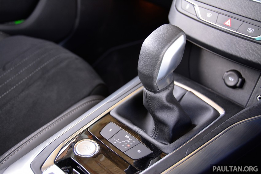 driven 2015 peugeot 308 thp 150 tested in malaysia paul tan image 326369. Black Bedroom Furniture Sets. Home Design Ideas